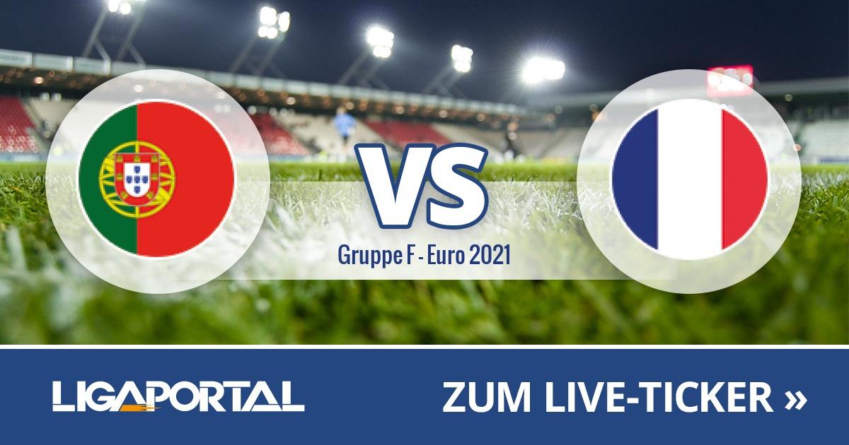 Euro 2021 Live Ticker