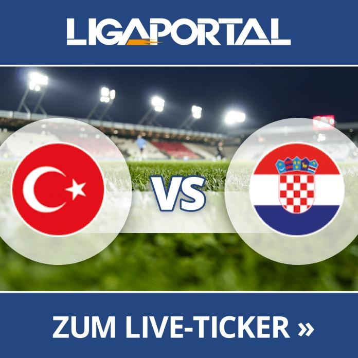 Türkei Kroatien Ergebnis