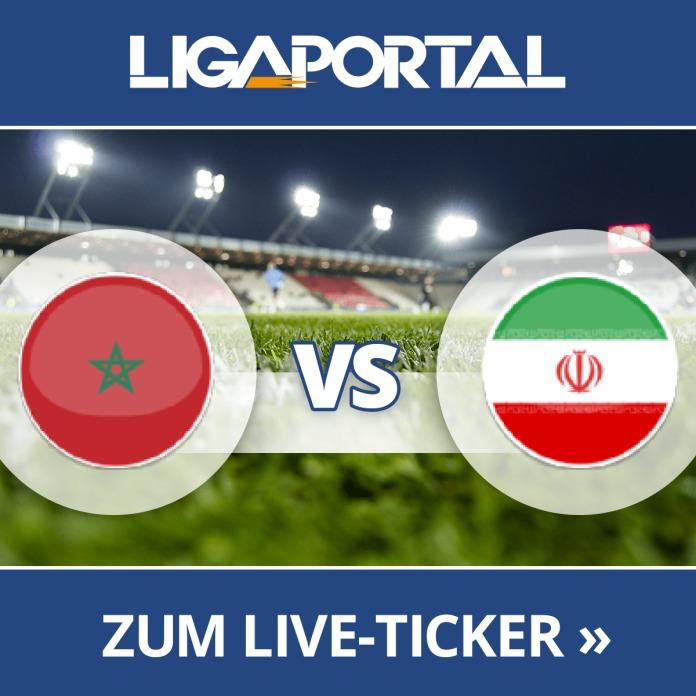Ergebnis Marokko Iran