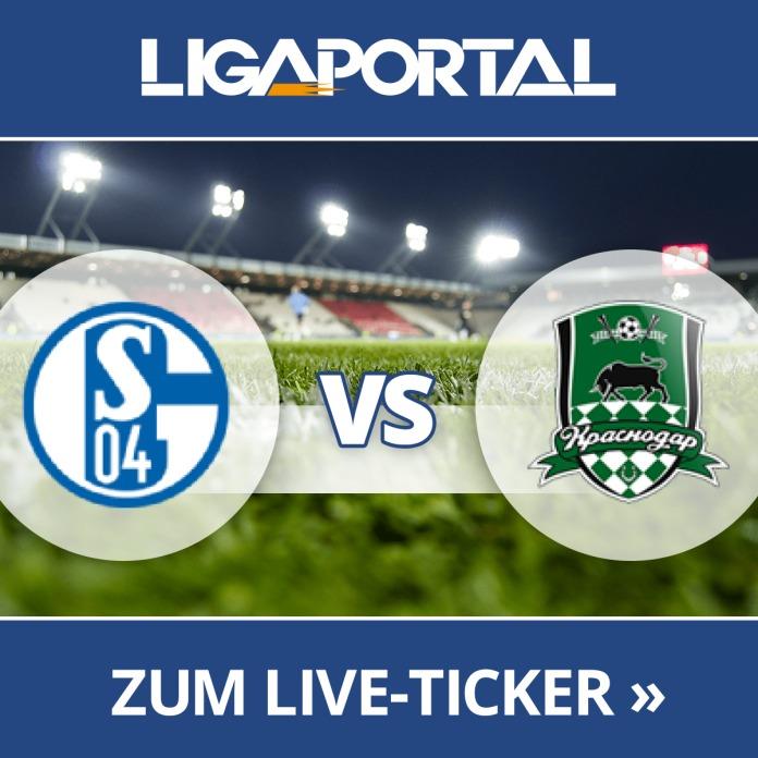 Schalke Krasnodar Live